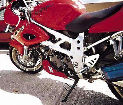 R/&G Racing Crash Protectors to fit Suzuki TL1000S