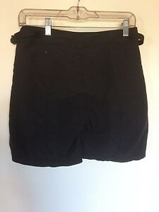 Sugoi-womens-rip-stop-hiking-biking-black-casual-shorts-XS-extra-small