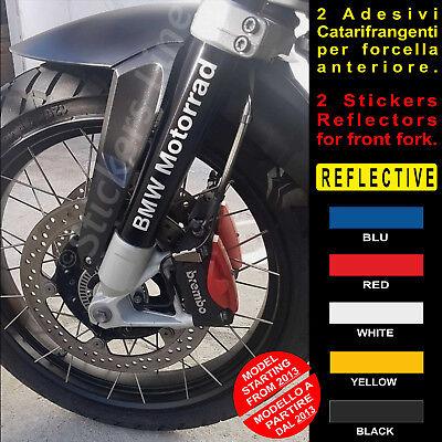 2 ADESIVI in RESINA GEL SCRITTE R1200 compatibili per MOTO BMW GS Stickers 3D