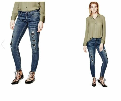 Women's Jeans Power 25 Skinny '' Guess fUOwxZO