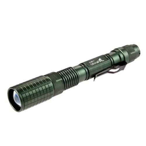 Ultrafire Zoomable X-XML T6 20000 LM LED Flashlight 18650 Battery Torch TB