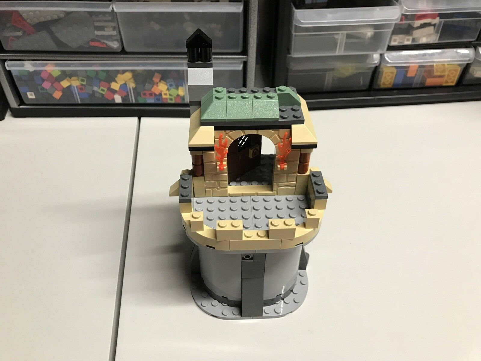 Lego Harry Potter Sirius negro's Escape (4753) retirado rara y