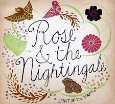 Rose & Nightingale - Spirit of the Garden [New CD]