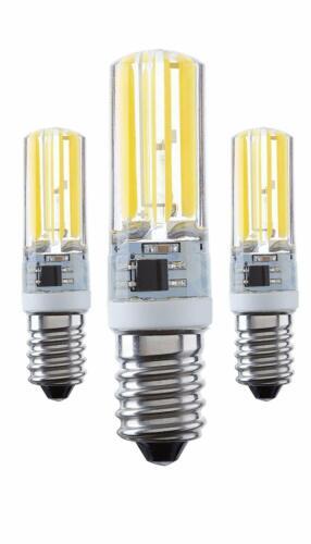3er Pack NuLoXx LED Spezial COB 5W 840 4000K 400lm neutralweiß E14 360°