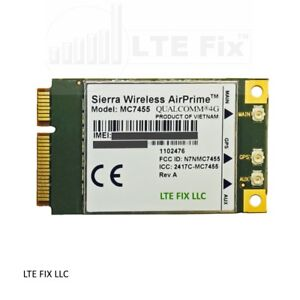 Details about Sierra Wireless MC7455 LTE CAT6 Modem (Certified: Sprint AT&T  Verizon T-Mobile)