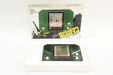 LCD Mr.RICH MAN Ref/0330 Boxed Handheld Epoch Pocket Digit Com Game Watch Tested