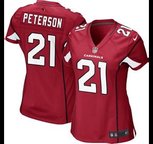 4bb9b1f336c29 Nike NFL Women's Patrick Peterson #21 Arizona Cardinals Home Game ...
