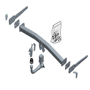 Brink Towbar for Seat Ateca 2016 Onwards - Vertical Detachable Tow Bar