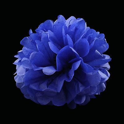 "10x6""8''10"" Wedding Party Home Birthday Tissue Paper Pom Poms Flower Balls Décor"