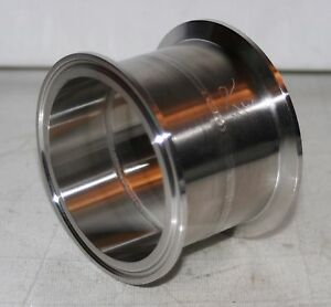 3-034-Sanitary-316L-Stainless-Steel-Coupling-NEW