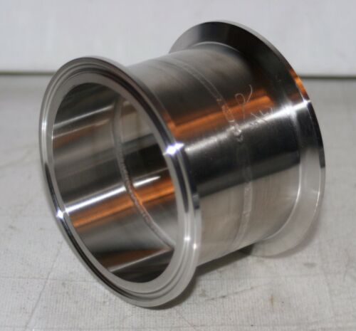 "3/"" Sanitary 316L Stainless Steel Coupling NEW"