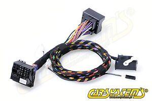 Kabelbaum-BT-bluetooth-OEM-kabelsatz-VW-3C8035730E-3C8035730D-7P6035730P