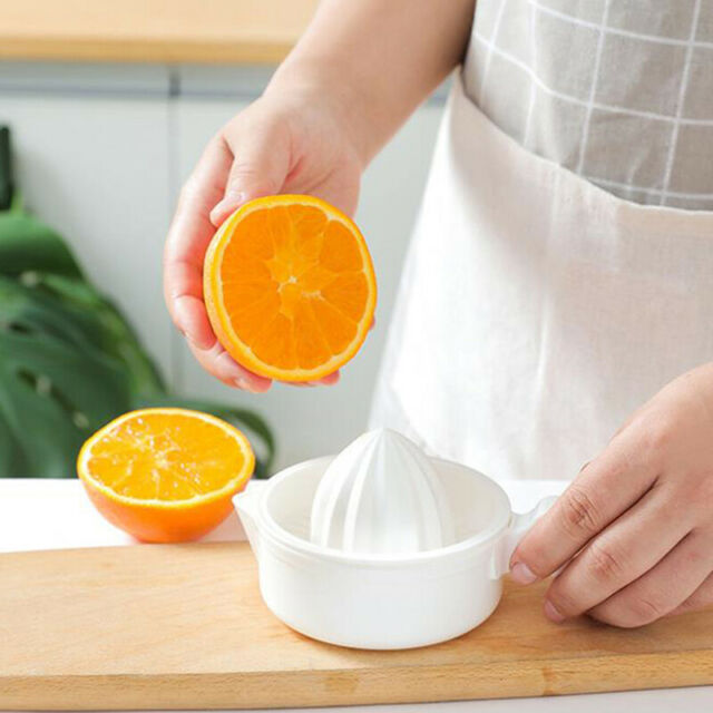 Manual Citrus Juicer Orange Lemon Fruit Squeezer Original Juice Potable Mach sg