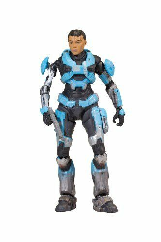 Halo Reach Series 6 Kat Action Figure New Sealed