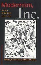 MODERNISM, INC - NEW HARDCOVER BOOK