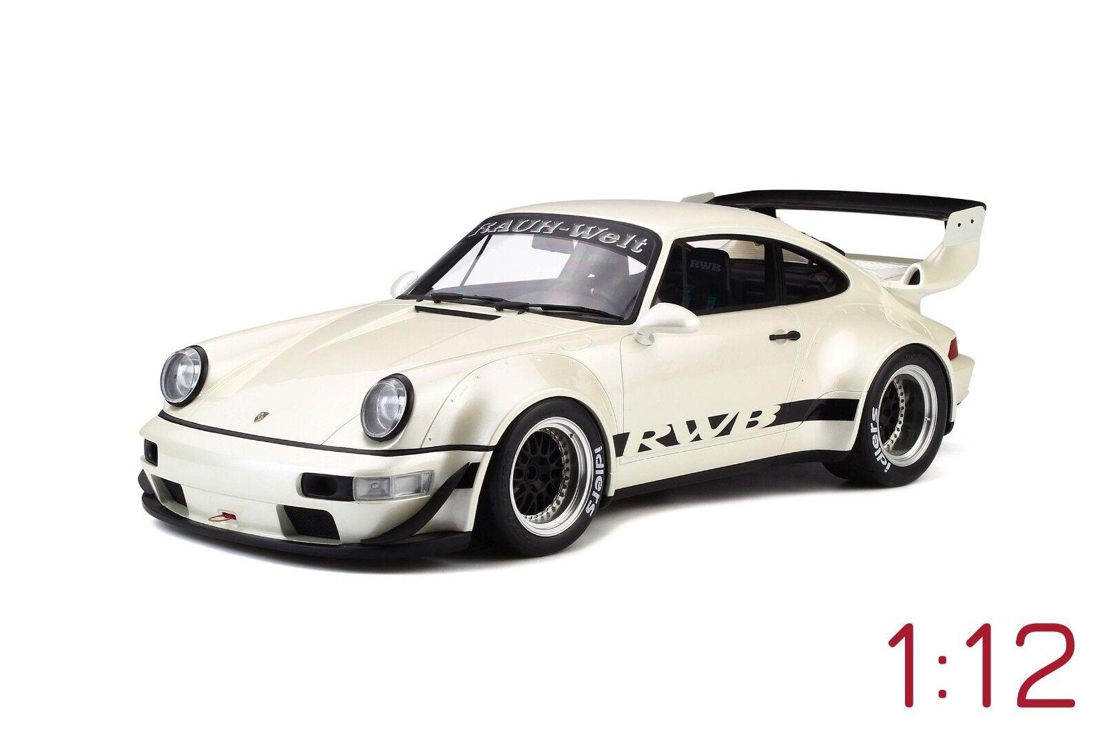 GT Spirit RWB 964 1 12 blanc
