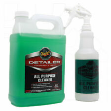Meguiar's D101 All Purpose Cleaner 1 Gallon With Spray Bottle and Sprayer