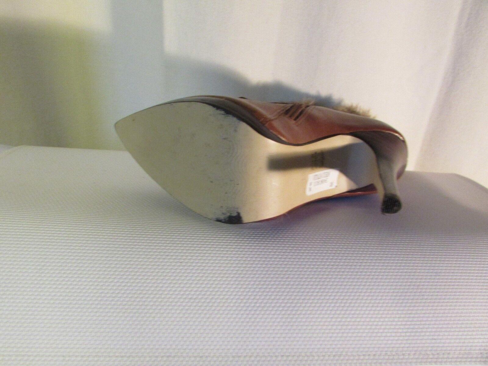 Bottines san marina cuir fauve fauve fauve pointure 38 6a4a9d
