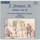 Johann II Strauss - J. Strauss, Jr. Edition, Vol. 45 (1995)