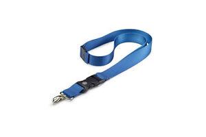 Original-VW-Volkswagen-Lanyard-Schluesselband-blau-000087610S-287