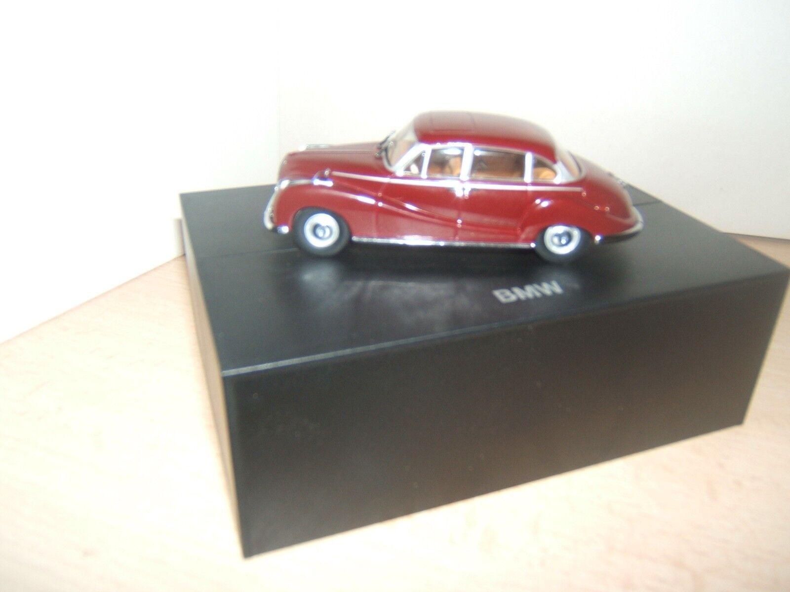 BMW  502  BERLINE    1 43EME  MINICHAMPS  direct usine