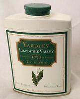 Yardley 7 Oz Lily Of The Valley London Talc Perfume Powder