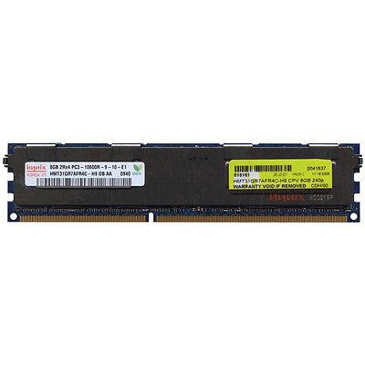8GB Sun Fire X2270 PC3-10600 DDR3-1333 240-pin Registered ECC DIMM MT-X4851A