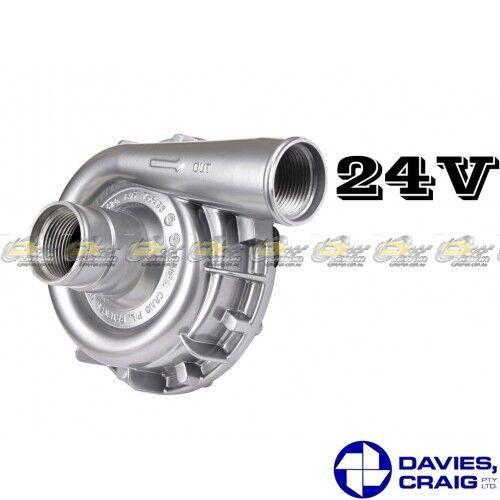 8141 DAVIES CRAIG ELECTRIC WATER PUMP EWL115 ALLOY 24V