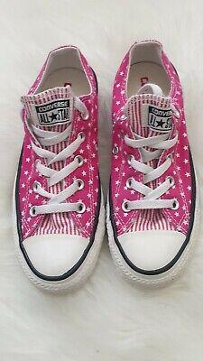 Converse All Star Pink Polka Dot Women