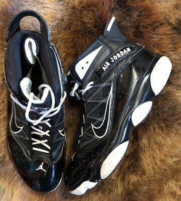 sports shoes 831dc 10c2d Nike Air Jordan TWO3 shoes Men size 9.5 US Black & White Basketball VGC    eBay