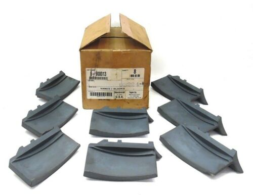 7 PER BOX PANGBORN VANES // BLADES 6-900013 CW-3RK SEE ALSO 6-750052