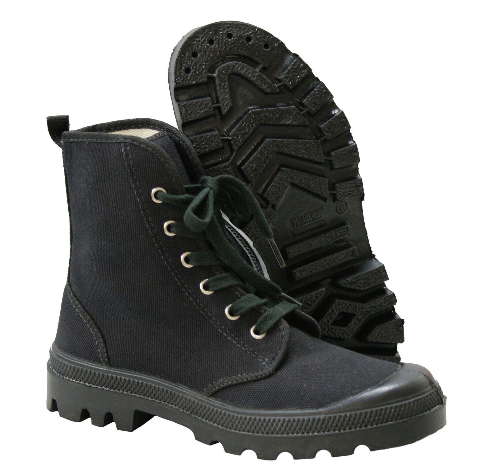 Palladium Style Unisex Footwear Fashionable Hi Top Pampa Canvas Canvas Pampa Stiefel 78a8b1