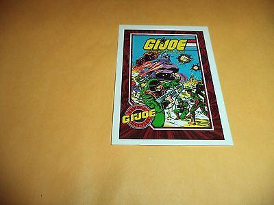 GI Joe Series 1 Impel Hasbro 1991 Base Trading Card Mobile Missile System # 59