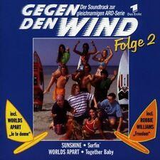 Gegen den Wind 2 Worlds Apart, M People, Robbie Willimas, Cars.. [CD]
