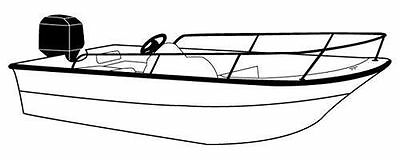 NEW BOAT COVER STRATOS 170 FS 2003-2006