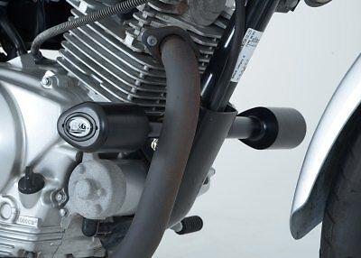 TOPES ANTICAIDA Crash Pads Protectors BOBBINS Yamaha YBR125 YBR 125
