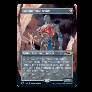 Solemn-Simulacrum-Remplacant-Art-319-274-Rare-Coeur-Set-2021