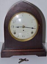 Vintage Antique Seth Thomas Beehive Cathedral Mantel Clock 89 AL Movement