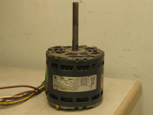 EMERSON K48HXBGN-928 Blower Motor 1//6HP 1075RPM 4SPD 115V 3.5Amp HC37SB115A