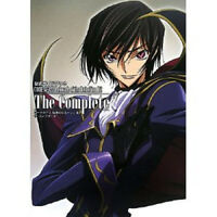 CODE GEASS Lelouch of the Rebellion R2 The complete official guide book