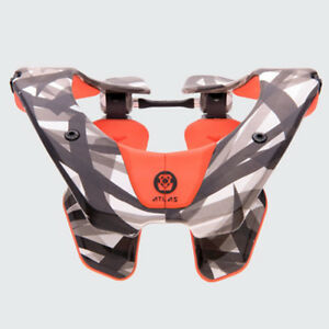 RIDBIKER Motocross Neck Brace for Adult Motorcycle Cycling Protector Guard Off-Road Riding Body Protection Gears