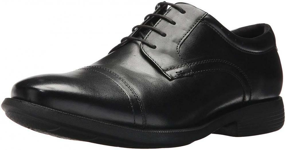 Nunn Bush Men's Dixon Cap Toe Lace Up Oxford