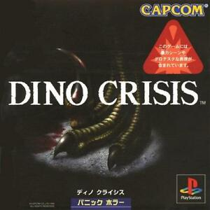 Details about Dino Crisis 1, Sony Playstation One PS1, Import Japan Game