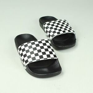 8defe3946 Vans Slide On Checkerboard Sliders Slipper Brand New in UK Size 7,8 ...