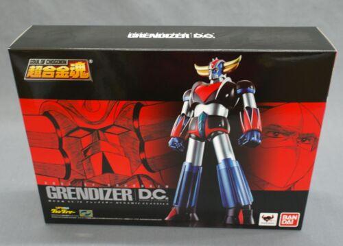 UFO Robot Grendizer Goldorak Bandai NEW Soul of Chogokin GX-76 Grendizer D.C