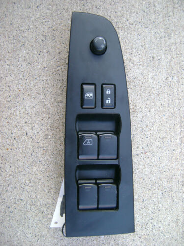 07-11 NISSAN ALTIMA DRIVER LEFT MASTER POWER WINDOW SWITCH 25401 JA00A