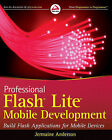 Professional Flash Lite Mobile Development by Jermaine G. Anderson (Paperback, 2010)