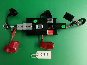 details about battery wiring harness for invacare tdx sp power wheelchair c417  invacare tdx sp power wheelchair