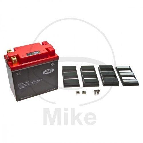 63 kw batería de iones de litio Buell xb9sx 1000 Lightning cityx-bj 2010-86 PS