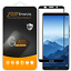 thumbnail 2 - Huawei Mate 10 Pro Tempered Glass Screen Protector Full Coverage Black 2 Pack